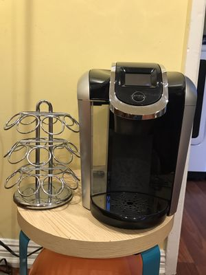 Keurig K2.0-400 Coffee Maker with Carrousel for Sale in Long Beach, CA