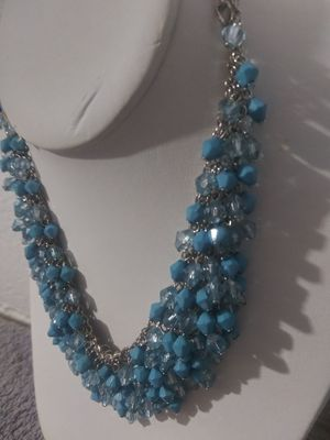 New Chico's turquoise stone necklace for Sale in Columbus, OH