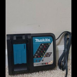Brand new never used Makita 18-Volt LXT Lithium-Ion Rapid Optimum Battery Charger $$ 45 firm for Sale in Bakersfield, CA