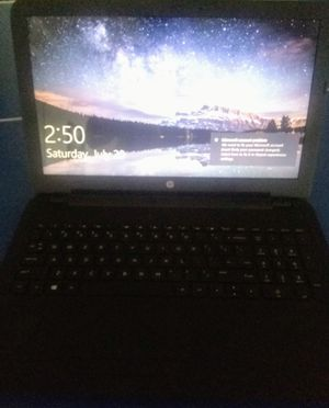 HP Laptop for Sale in Buna, TX
