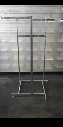 4 hang racks used for clothes, purses etc. $20each selling on ebay for $110 each. for Sale in Hayward,  CA