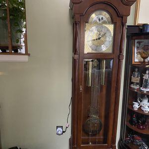 Ridgeway Centennial Liberty Grandfather Clock for Sale in Ijamsville, MD