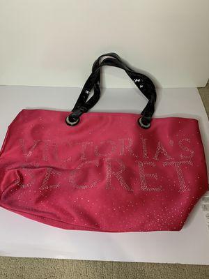 Victoria secret tote bag - used for Sale in Dallas, TX