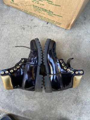 Timberland boots shoes size 8 for Sale in Sacramento, CA