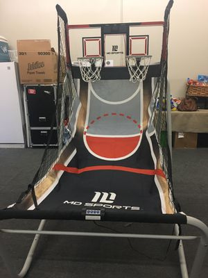 MD sports basketball hoop for Sale in Chino, CA