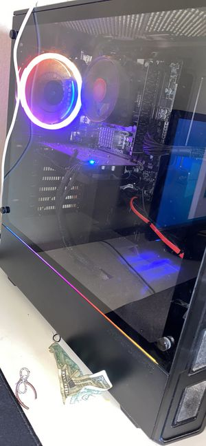 Streaming And Gaming Pc Full Set Up for Sale in Pueblo, CO