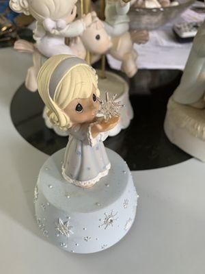 Precious Moments 2 Figurines new condition for Sale in Zion, IL