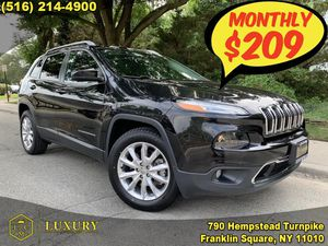 2016 Jeep Cherokee for Sale in Franklin Square, NY