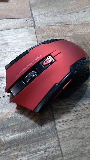 Red Gamer Mouse - High Quality Always for Sale in Columbia, LA
