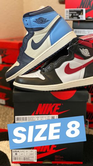 DS Jordan 1 UNC and SIZE 8 $350 for Sale in Antioch, CA