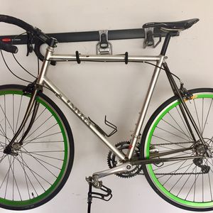 Custom built Road bike (Univega Frame) for Sale in Reston, VA
