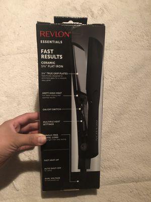 Revlon hair straightener for Sale in Glendale, AZ