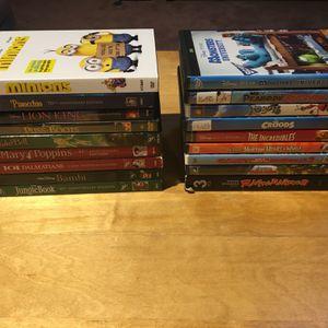 Disney DVDs for Sale in Kirkland, WA