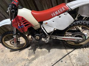 Yz250 needs magneto an stator , come get it 1250 for Sale in Tampa, FL