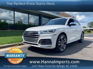 2018 Audi SQ5 for Sale in Raleigh, NC