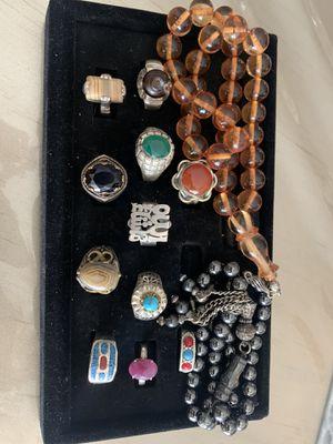 11 Rings 2 misbeh for Sale in El Cajon, CA