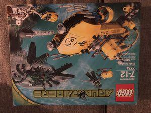 LEGO Aqua Raiders 7774 Retired set sealed for Sale in Wenatchee, WA
