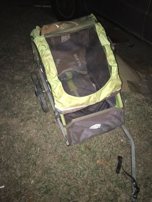 Kid-Pet bike tow buggy only 35 Firm for Sale in Glen Burnie, MD
