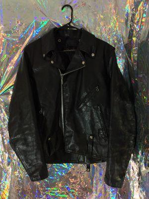 Harley Davidson AMF leather jacket vintage for Sale in Portland, OR