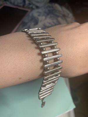 Silver bracelet for Sale in Fresno, CA