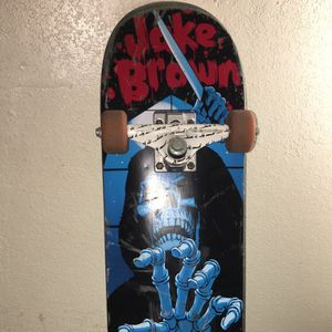 Skateboard Jake Brown for Sale in Rialto, CA