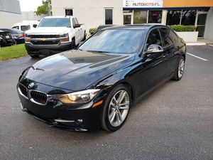 2015 BMW 3 Series for Sale in Pompano Beach, FL