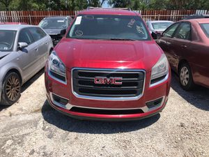 2013-2015 GMC Acadia parts only for Sale in FL, US