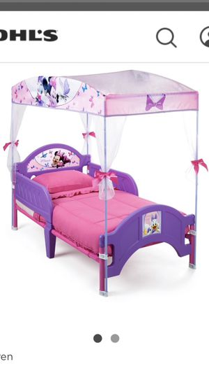 Minnie Mouse Bed with Canopy for Sale in Manheim, PA