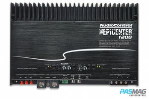 the epicenter 1200w rms car amplifier for Sale in Tacoma, WA