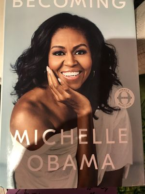 Becoming Michelle Obama brand new for Sale in Issaquah, WA