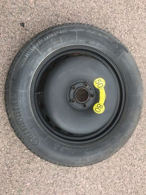 Continental extra tire & rim fit volvo xc90 2004-2014 for Sale in Tea, SD