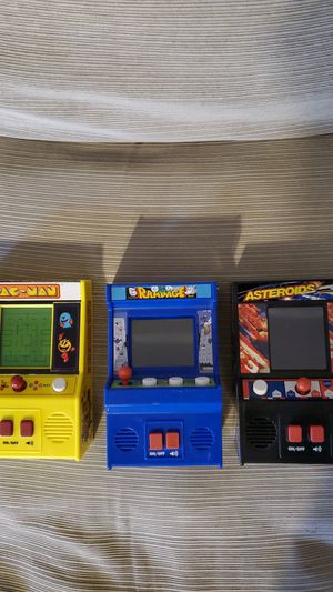 Mini arcades. Video games for Sale in Richardson, TX