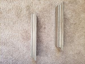 Small Wooden Wall Shelves Set for Sale in West Palm Beach, FL