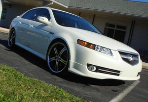 2007 Acura TL white for Sale in University Heights, OH