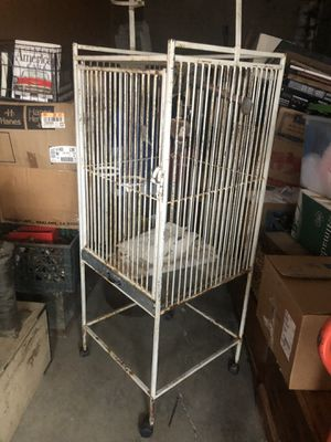 HUGE BIRD CAGE for Sale in Vacaville, CA