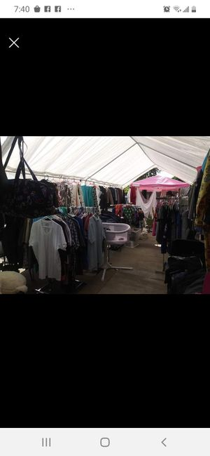 Clothes n jackets kids and adults for Sale in Dallas, TX