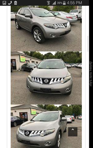 2009 Nissan Murano Le Awd, clean title, keyless start for Sale in Manassas, VA