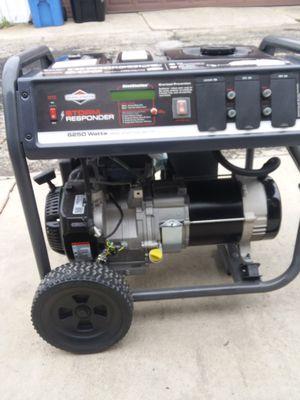 New generator Briggs Stratton 6250 watts .$550. for Sale in Chicago, IL