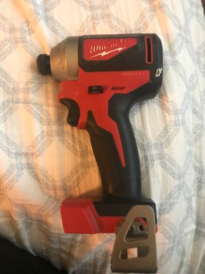 Milwaukee impact drill for Sale in Hayward, CA