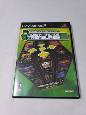Midway Arcade Treasures 2 (Sony Playstation 2 ps2) Game & Case/ fast shipping for Sale in Winter Springs, FL