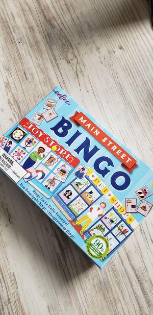 Kids game - Main street bingo for Sale in Milwaukie, OR