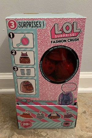 LOL Surprise Dolls Fashion Crush Full Display Case with 44 sealed balls for Sale in San Francisco, CA