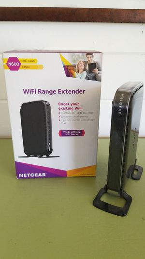 Netgear wifi extender never used for Sale in Buena Park, CA