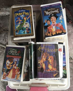 Disney Movies VCR for Sale in Hialeah, FL