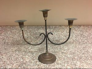 Vintage Mid Century Candelabra - Antique for Sale in Glendale, CA