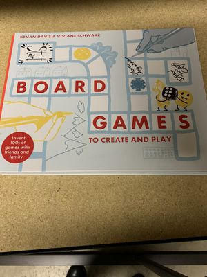 Board Game Book for Sale in San Diego, CA