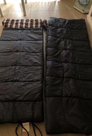 Sleeping bags for camping for Sale in Deerfield Beach, FL