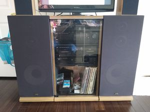 1987 JVC stack stereo system for Sale in Kennesaw, GA