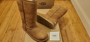 Classic Tall UGG boots size 6,7 and 8 in women. for Sale in Paramount, CA