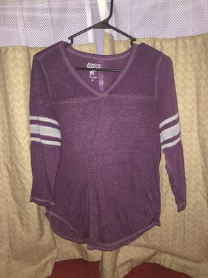 Purple baseball Tee for Sale in Gervais, OR